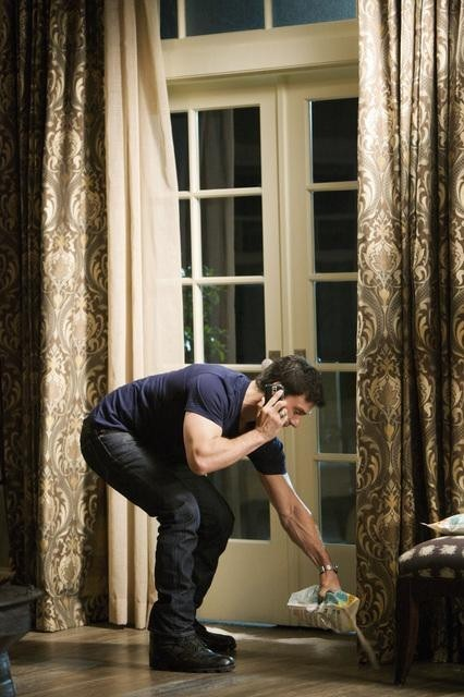 Frank Grillo in The Gates (2010)