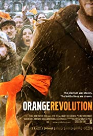 Orange Revolution Poster