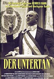 Der Untertan (1951) Poster - Movie Forum, Cast, Reviews