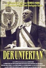 Der Untertan(1951) Poster - Movie Forum, Cast, Reviews