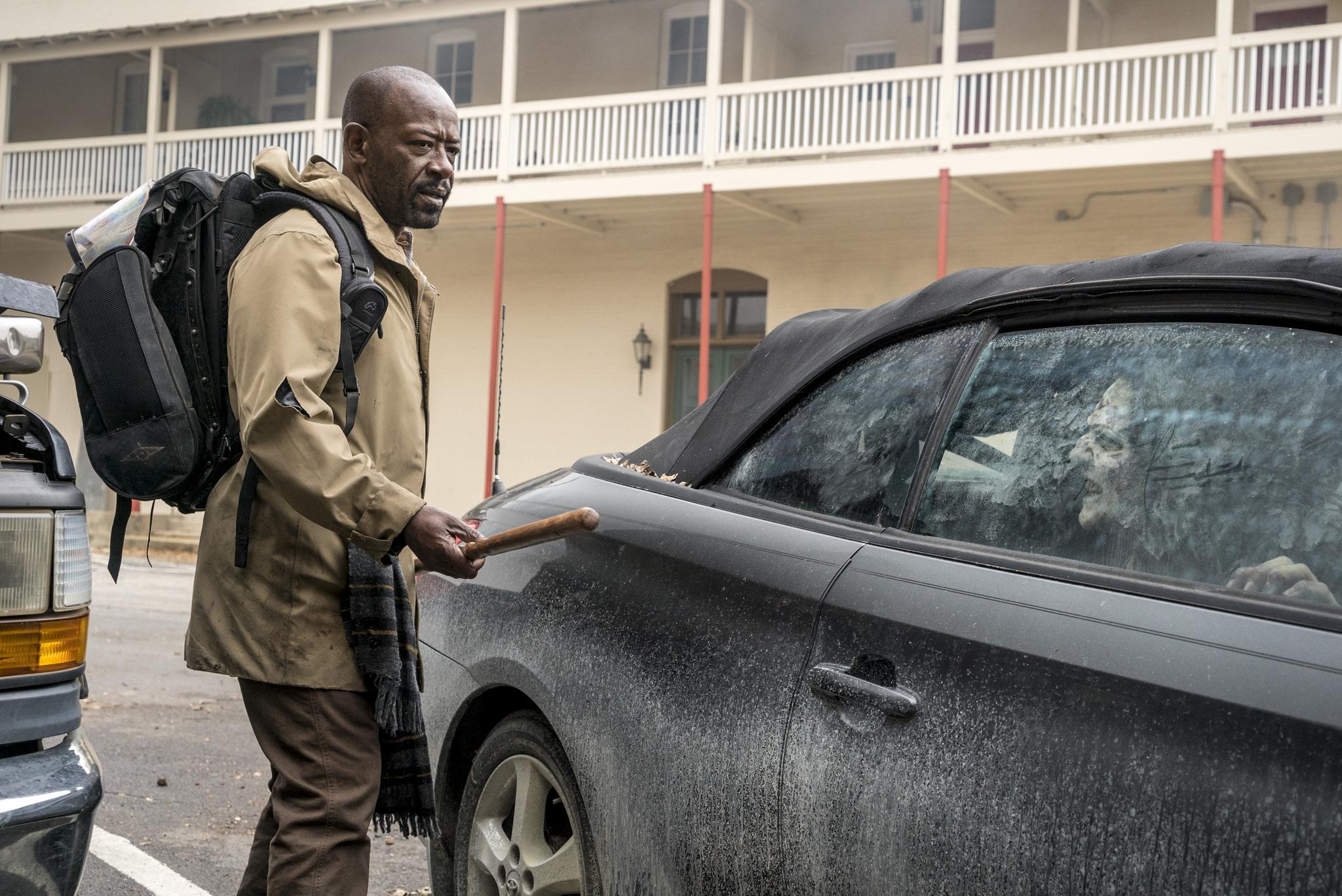 Fear the Walking Dead: What's Your Story? | Season 4 | Episode 1