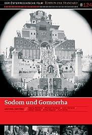 Sodom und Gomorrha Poster