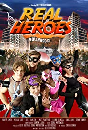 Real Heroes Poster