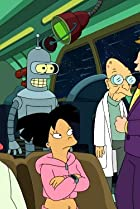 Image of Futurama: Murder on the Planet Express
