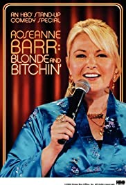 Roseanne Barr: Blonde and Bitchin' (2006) Poster - Movie Forum, Cast, Reviews