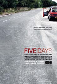 Five Days Poster - TV Show Forum, Cast, Reviews