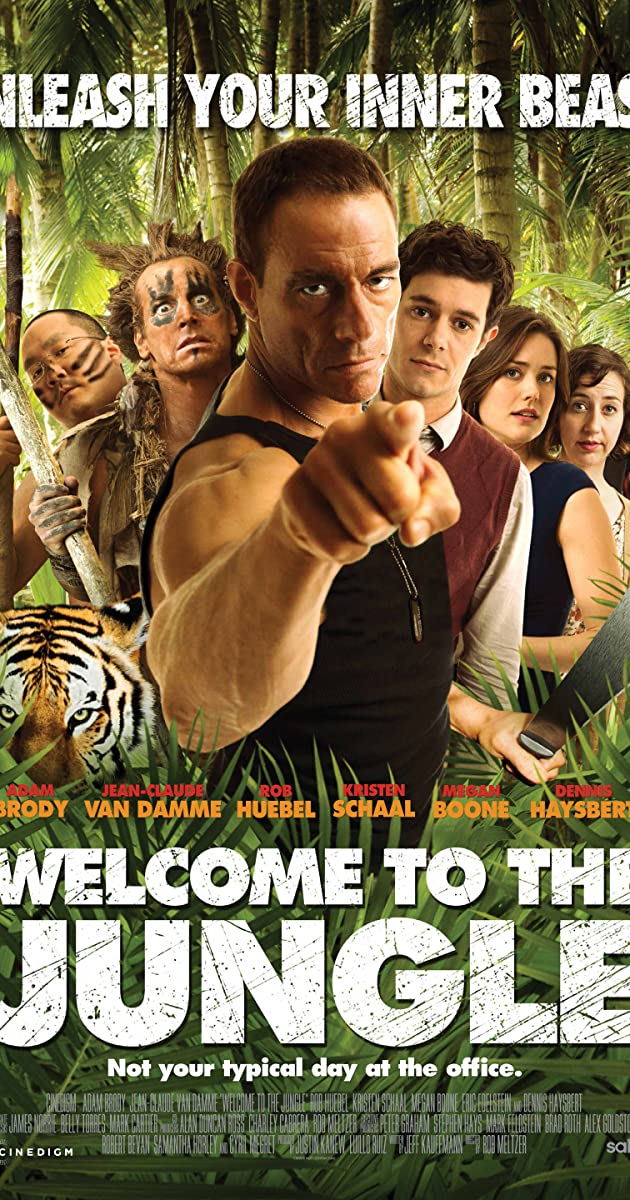 Sveiki atvykę į Džiungles / Welcome to the Jungle (2013) Online