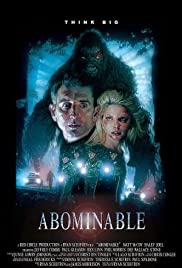Abominable (2006) Poster - Movie Forum, Cast, Reviews