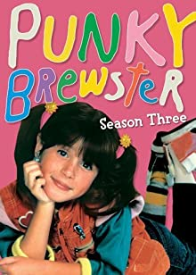 Poster Punky Brewster