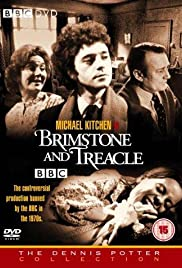 Brimstone and Treacle (1987) Poster - Movie Forum, Cast, Reviews