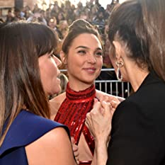 Lynda Carter, Patty Jenkins, and Gal Gadot at an event for Wonder Woman (2017)