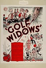 Golf Widows Poster