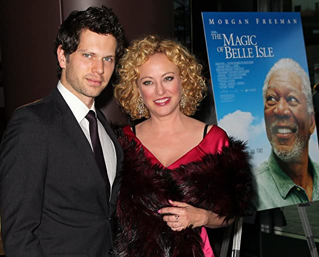 Virginia Madsen and Nick Holmes at The Magic of Belle Isle (2012)