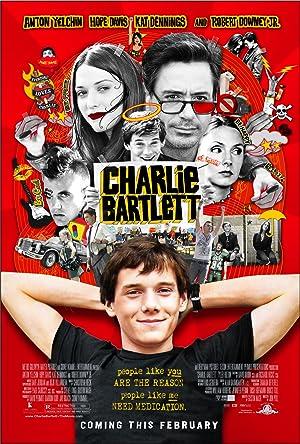 Charlie Bartlett poster