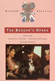 The Beggar's Opera (1953) Poster - Movie Forum, Cast, Reviews