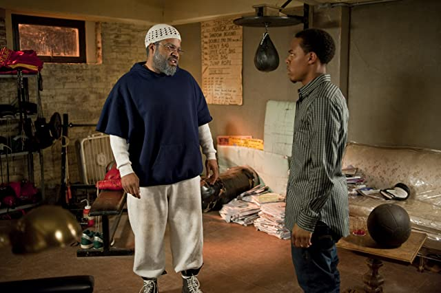 Ice Cube and Shad Moss in Lottery Ticket (2010)