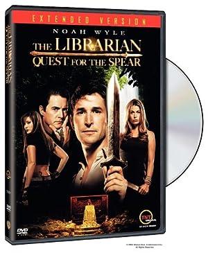 The Librarian Quest for the Spear ล่าขุมทรัพย์สมบัติพระกาฬ ภาค 1