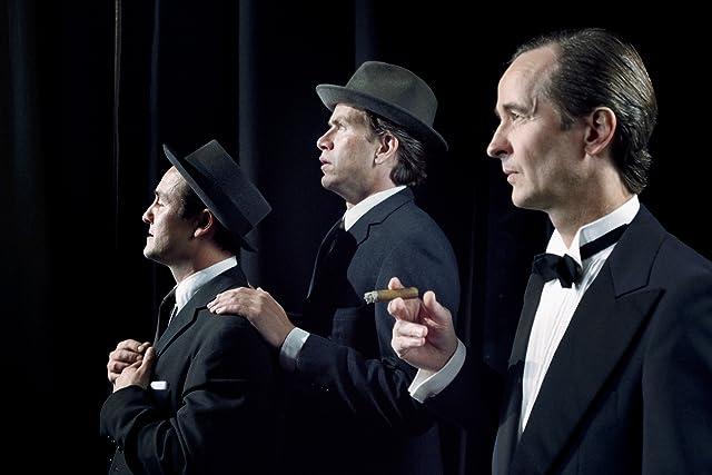 Lars Brygmann, Nikolaj Lie Kaas, and Lars Ranthe in Dirch (2011)