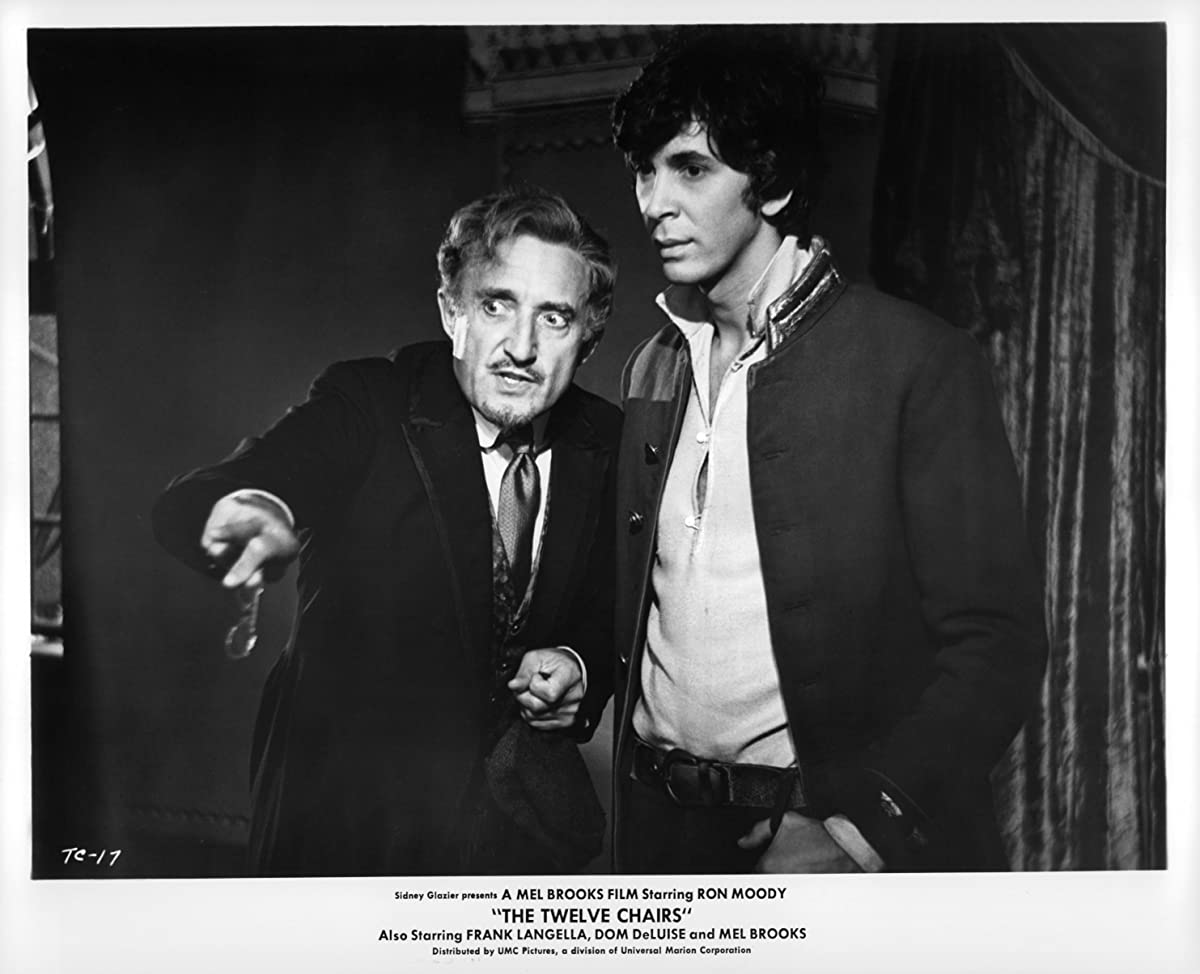 The Twelve Chairs (1970)   Quotes   IMDb