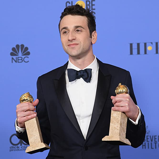 Justin Hurwitz at an event for The 74th Golden Globe Awards (2017)