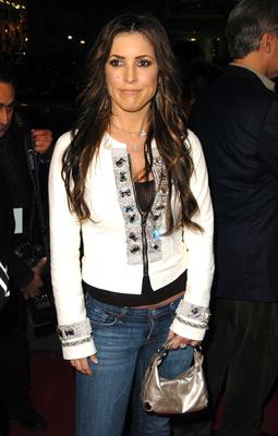 Jillian Barberie at an event for Coach Carter (2005)