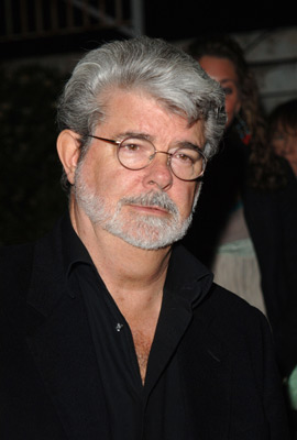 George Lucas at Sin City (2005)