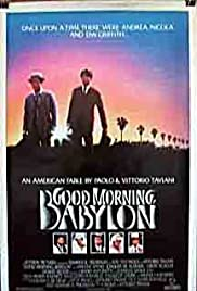 Good morning Babilonia (1987) Poster - Movie Forum, Cast, Reviews