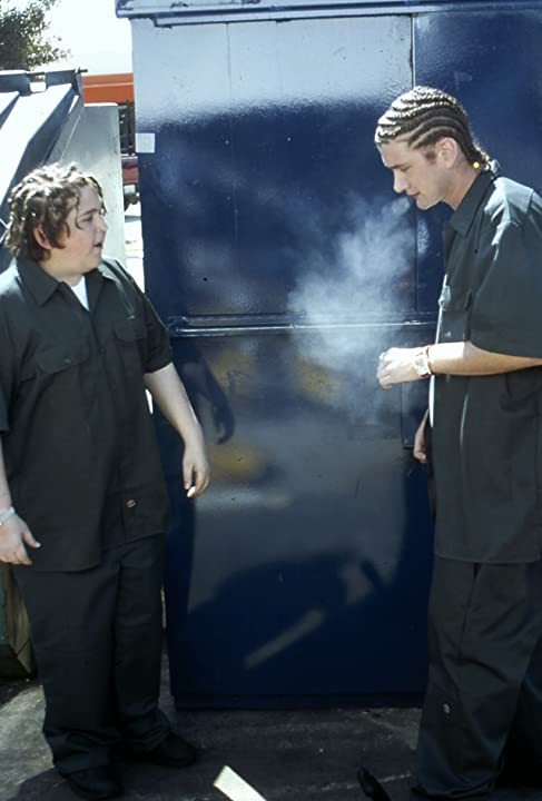 Max Kasch and Andy Milonakis in Waiting... (2005)