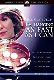 I'm Dancing as Fast as I Can Poster