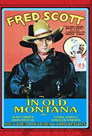 In Old Montana Poster