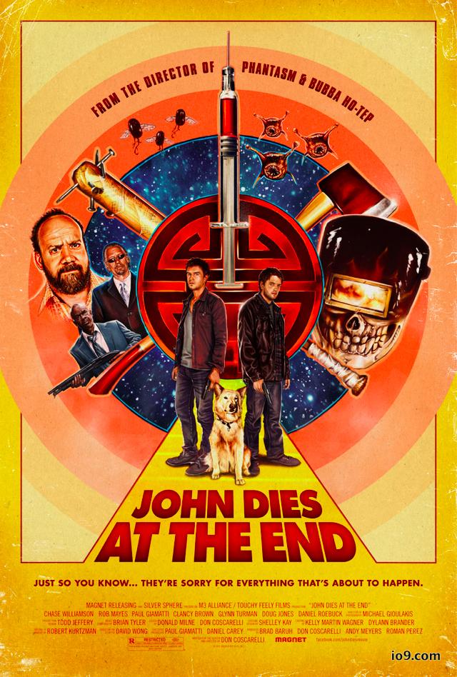 image John Dies at the End Watch Full Movie Free Online