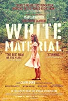 White Material (2009) Poster