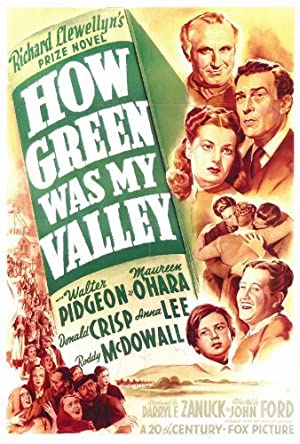 Watch How Green Was My Valley 1941 HD 720P Kopmovie21.online
