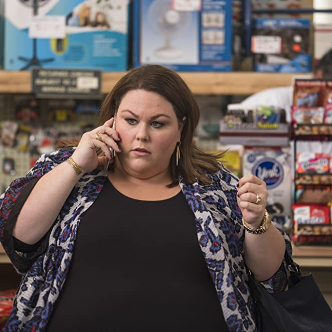 Chrissy Metz in This Is Us (2016)