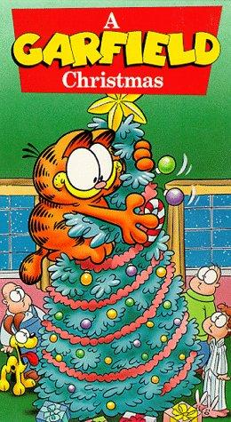 A Garfield Christmas Special poster