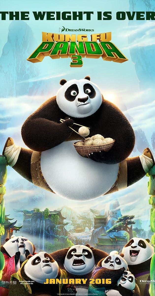 Kung Fu Panda 3 [DVDRip] [Latino] [1 Link] [MEGA]