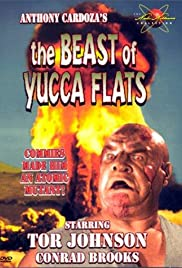The Beast of Yucca Flats Poster