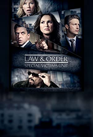 Poster Law & Order: New York