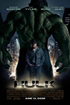 The Incredible Hulk (2008) Poster