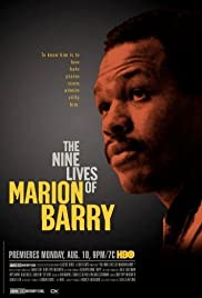The Nine Lives of Marion Barry Poster