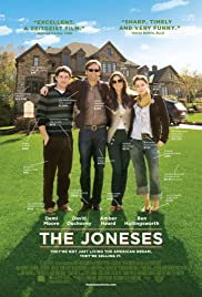 The Joneses (2009) Poster - Movie Forum, Cast, Reviews