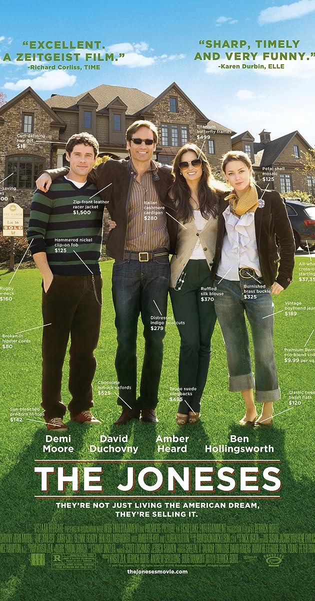 Džounsai / The Joneses (2009)
