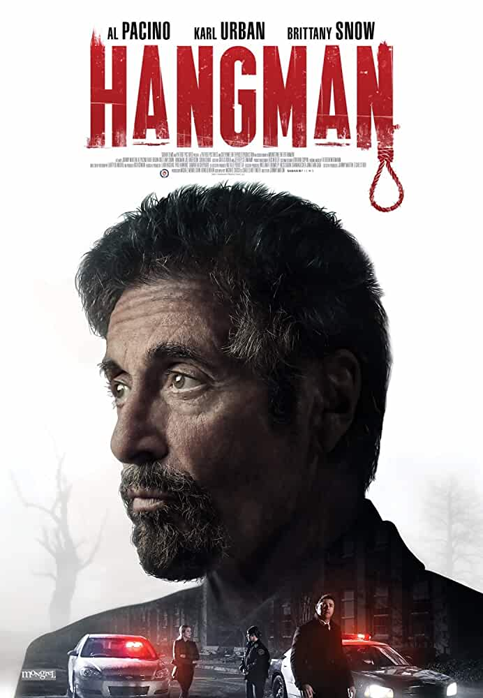 Hangman 2017 English 480p Web-DL full movie watch online freee download at movies365.cc