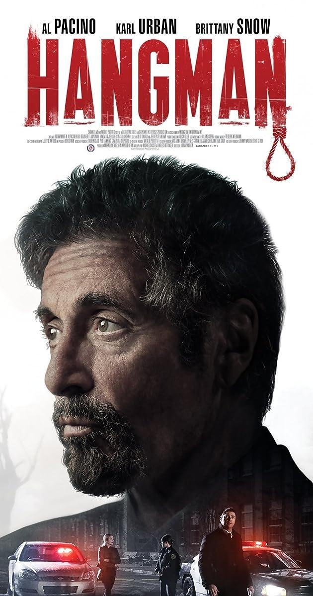 Hangman (2017) - IMDb Al Pacino Netflix