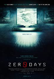 Zero Days (2016) Poster - Movie Forum, Cast, Reviews