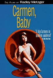 Carmen, Baby (1967) Poster - Movie Forum, Cast, Reviews