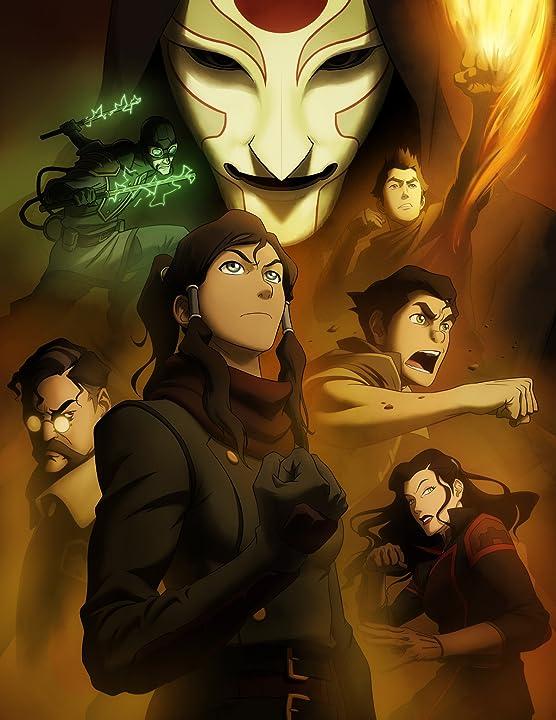 The Legend of Korra (2012)