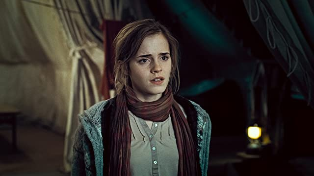 Emma Watson in Harry Potter and the Deathly Hallows: Part 1 (2010)