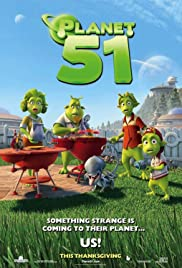 Planet 51 (2009) Poster - Movie Forum, Cast, Reviews