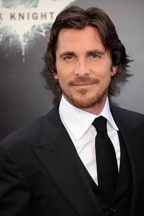 Christian Bale at The Dark Knight Rises (2012)